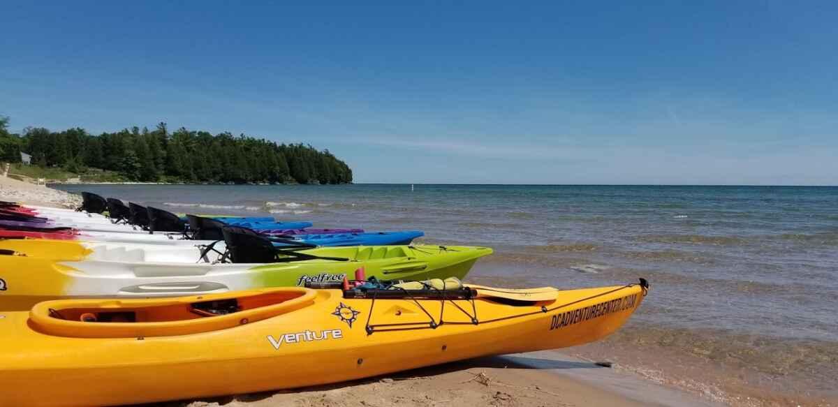 Wfd Kayak Door County Adventure Center